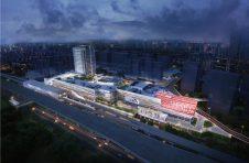 撬动上海大虹桥流量的TOD封面作品 UNI-MALL或将成为最大赢家