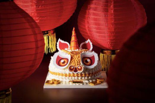瑞兽送福迎新春,诺心LECAKE推出新年新品聚财兽蛋糕引关注